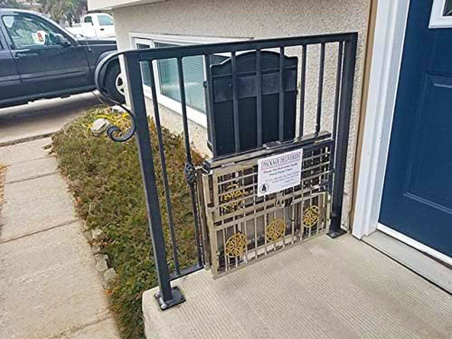 Porch Pirate Chest - Large